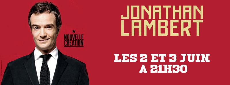 Café comique : Jonathan Lambert au Boui Boui de Lyon St-Jean Lambert